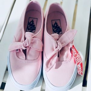 Vans UA Authentic Knotted Slip On Sneaker